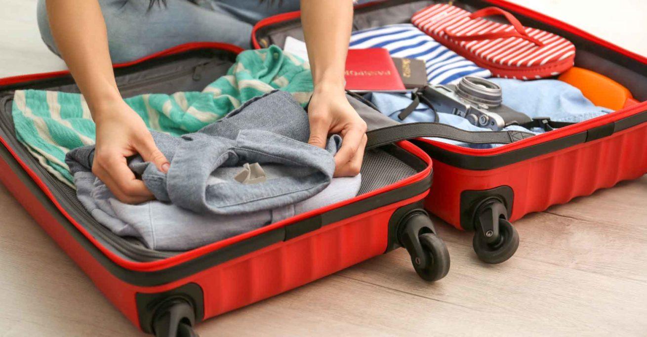 Empaca tu maleta como un profesional